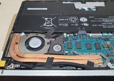 Instalacja nowej pamięci RAM